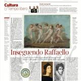 CorrieredellaSera_edizioneMilano 22122020   Raffaello_CustodidelMitoinLombardia