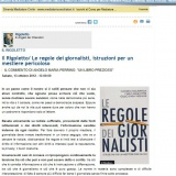 Affari Italiani | Le regole dei giornalisti