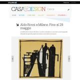 www.larepubblica.design.it/200416   Aldo Rossi   Grafica