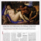 Antiquariato 022020   Tiziano e Caravaggio in Peterzano