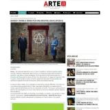 Arte.it 27042021 | ALL ABOUT BANKSY | Chiostro del Bramante