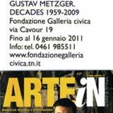 ARTEiN 01.2011 | Gustav Metzger