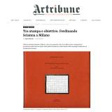 www.artribune.it/260118   Un fotografo in tipografia