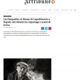Artribune 13062021 | Lia Pasqualino. Il tempo dell'attesa