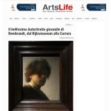 Artslife.com 02082021 | Rembrandt in una storia meravigliosa