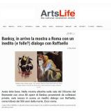 Artslife.com 29012020 | BanksyVisualProtest