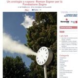 www.corriere.it/ATcasa/210912 | All'aperto | Horloge