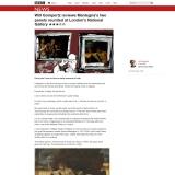 BBC news 081218 | Attribuzione Andrea Mantegna