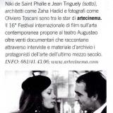 Bell'Italia 10.2011 | Artecinema