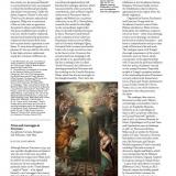 Burlington 062020 | Tiziano e Caravaggio in Peterzano