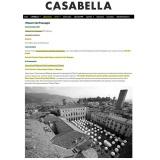 Casabella  03 09 2018 | I Maestri del Paesaggio