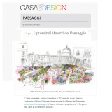 Casa & Design 14 06 2018 | I Maestri del Paesaggio