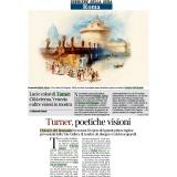 Corriere della Sera 22 03 2018 | Turner opere della Tate