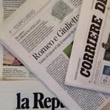 Corriere della Sera 100315 | Baracche Michele De Lucchi
