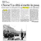Corriere della Sera 04 06 2018 |  Milano Photo Week
