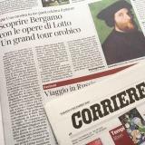 Corriere della Sera 031216 | Lorenzo Lotto