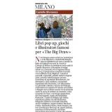 Corriere della Sera 15 09 2018 | The Big Draw