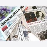 Corriere della Sera 29 settembre 2019 | Bacon, Freud, la Scuola di Londra, Opere della TATE