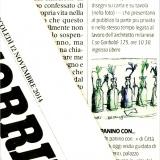 Corriere della Sera 121114 | Aldo Rossi | Autobiografia poetica