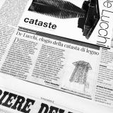 Corriere della Sera 131117 | Cataste Michele De Lucchi