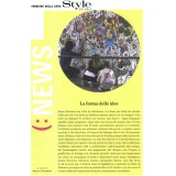 Corriere della Sera - Style Piccoli 09 2018 | The Big Draw