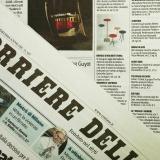 Corriere della Sera 070514 | Bonsai | Marco Zanuso Jr