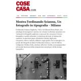www.cosedicasa.it/160118 | Un fotografo in tipografia