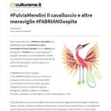 www.culturame.it/290817 | FABRIANOospita Fulvia Mendini