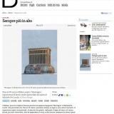 www.d-larepubblica.it | Montagne Michele De Lucchi