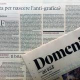 Domenica - Il Sole 24 Ore 230214 | Andrea Branzi