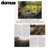 Domus 10 2018 | I Maestri del Paesaggio