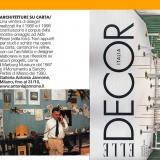 Elle Decor 102012   Aldo Rossi   Disegni