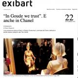 Exibart 22112019 | In Goude we trust
