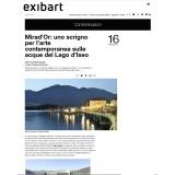 Exibart.com 16042021   Daniel Buren al Mirad'Or