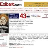 www.exibart.com/060108 | Vittorio Pescatori