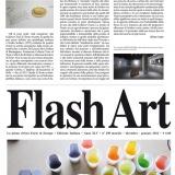 Flash Art 10.2011 | Nedko Solakov
