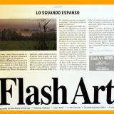 Flash Art 12.2013   Lo sguardo espanso