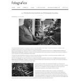 www.fotografico.it/170118 | Un fotografo in tipografia