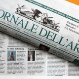 Il Giornale dell'Arte 032013 | Montagne Michele De Lucchi