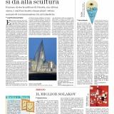 Il Fatto Quotidiano 211011 | Nedko Solakov