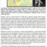 www.ilgiornale.it/blog/131114 | Aldo Rossi | Autobiografia poetica