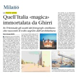 Il Giornale 05 06 2018 | Milano Photo Week