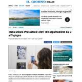 Il Giorno.it - Milano 29052019 | MilanoPhotoWeek2019