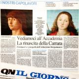 Il Giorno 270215 | Accademia Carrara