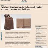 www.ilsole24ore.i/290916 | Fabriano Boutique