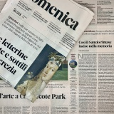 Il Sole 24 Ore Domenica 04102020 | Raffaello Custodi del Mito in Lombardia