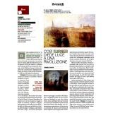 il venerdì - la Repubblica 16 032018 | Turner opere della Tate
