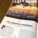 StyleMagazine - CorrieredellaSera 09092020 | LandscapeFestival2020