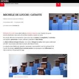 www.interni.it091117 | Cataste Michele De Lucchi