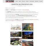 Interni 02 09 2018 | I Maestri del Paesaggio